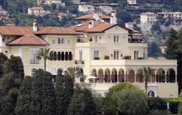 Во Франции нашли дом генпрокурора Рябошапки