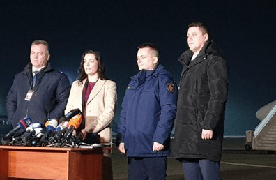 В Украине подготовили три места для эвакуированных из Китая