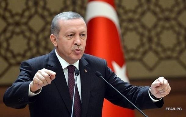 В Кремле ответили на слова Эрдогана о Крыме
