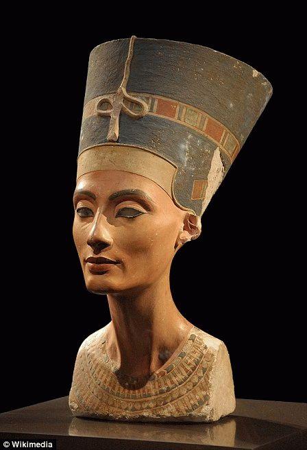 Найдена вероятная гробница Нефертити
