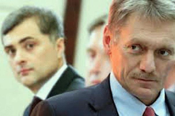 Песков рассказал о встрече Путина с Сурковым