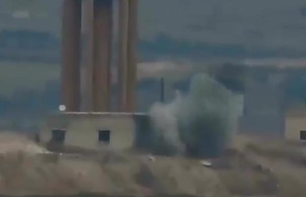 Россия понесла новые потери в Сирии. Видео удара