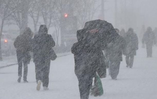 В Украине пройдут снегопады