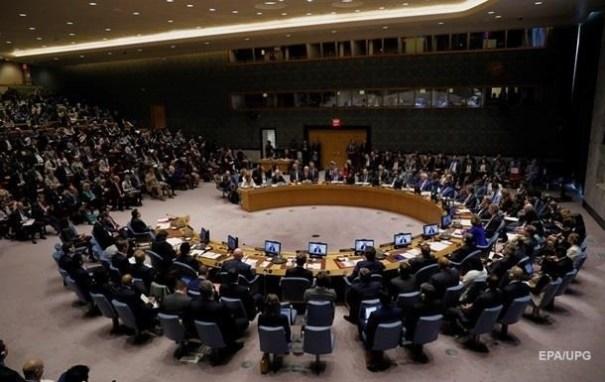 Совбез ООН проводит созванное Россией заседание по Украине