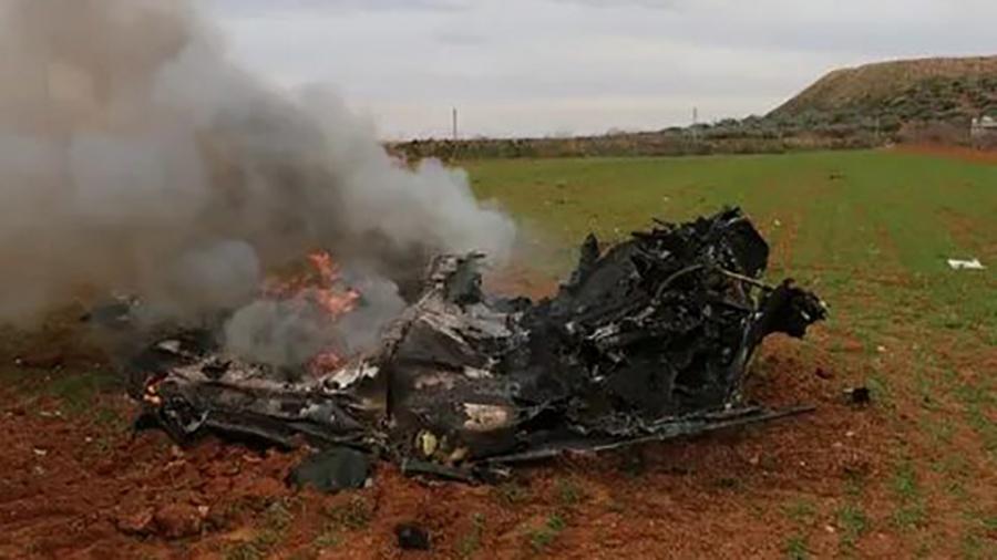 Асад и Путин несут потери в Сирии: сбит очередной вертолет