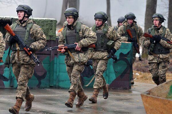 В Украине создали четыре новых командования ВСУ