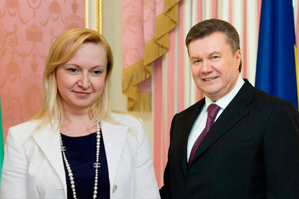 У Виктора Януковича родился сын