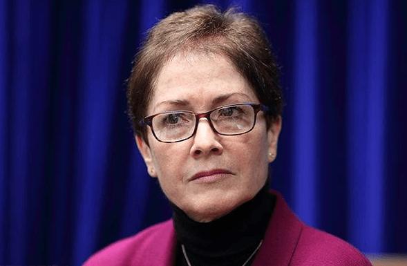Йованович уволилась из Госдепартамента США