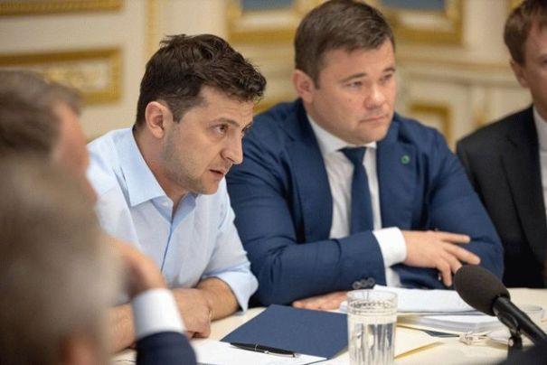 Богдан уходит с поста главы Офиса президента