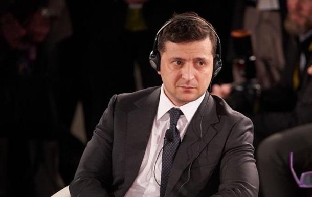 Зеленский предложил новый план по Донбассу