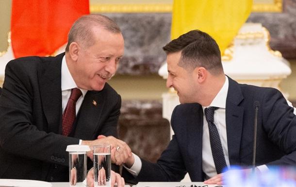 Военные Турции помогут Украине на морской границе