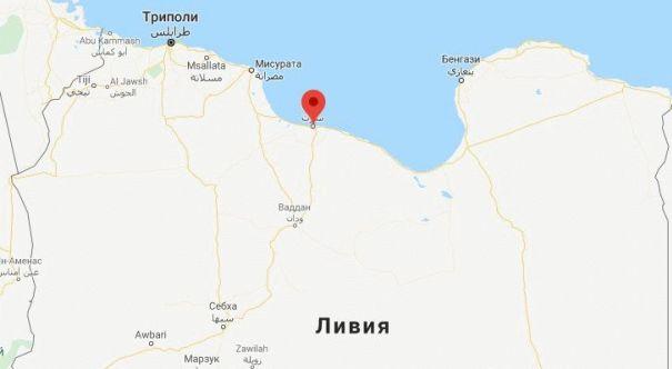 Турецкие дроны уничтожили группу российских танков в Ливии