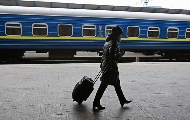 Между Украиной и Россией запускают спецпоезд для взаимной эвакуации