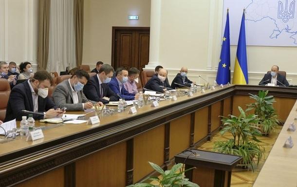 В Украине ввели режим чрезвычайной ситуации и продлили карантин