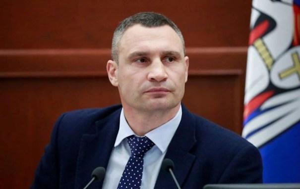 Кличко заявил о подготовке больничных палат для первых лиц государства
