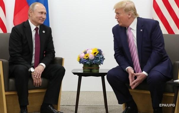 В Кремле сообщили детали разговора Путина с Трампом