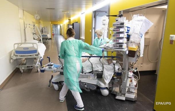 В Украине 175 новых случаев заражения коронавирусом