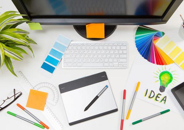 Услуги графического дизайна от компании «MILA DESIGN»
