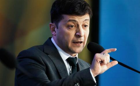 Названа мартовская зарплата президента Зеленского