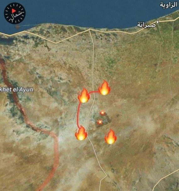 В Ливии идет штурм авиабазы ЧВК Вагнера: у россиян большие потери