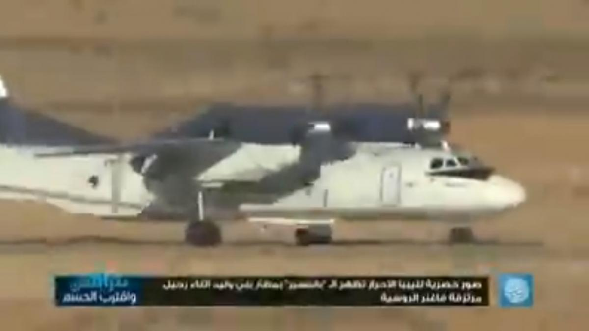В Ливии идет массовая эвакуация ЧВК Вагнера