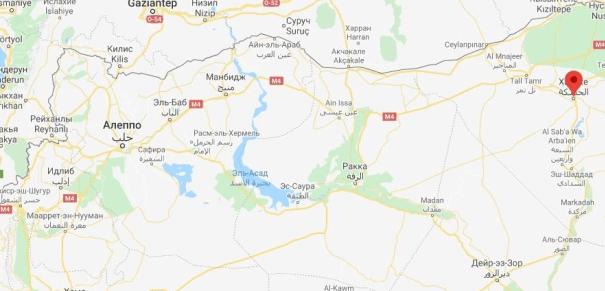 Турки уступили россиянам населенный пункт в Сирии