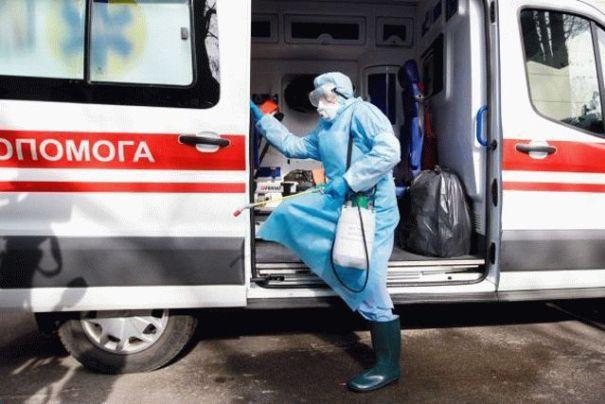 В Украине остался только один регион, где коронавирусом заболели меньше ста человек