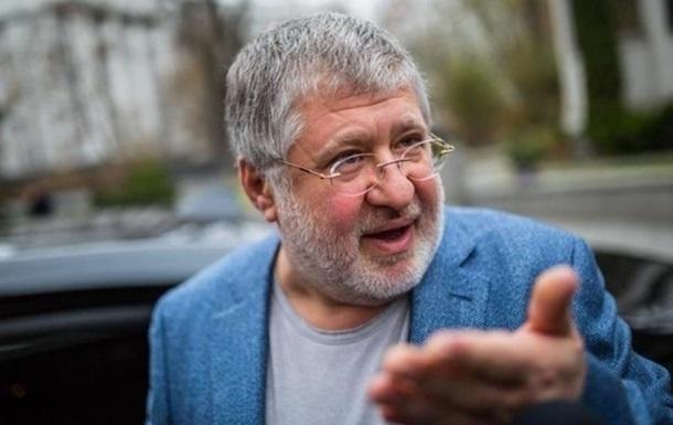 Коломойский заявил, что новая власть стала сообщником прежней