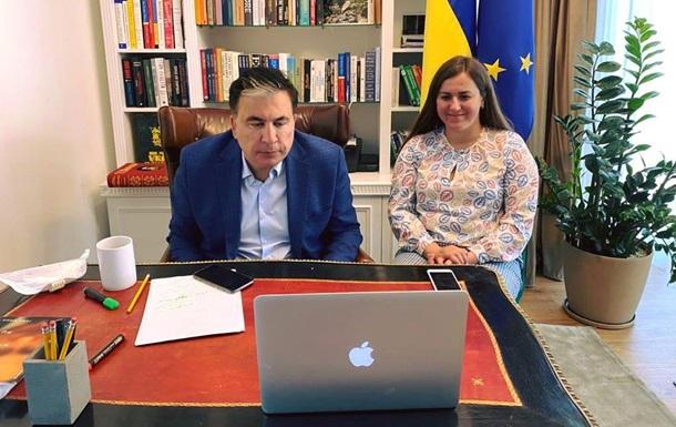 На Банковой озвучили задания Зеленского Михаилу Саакашвили