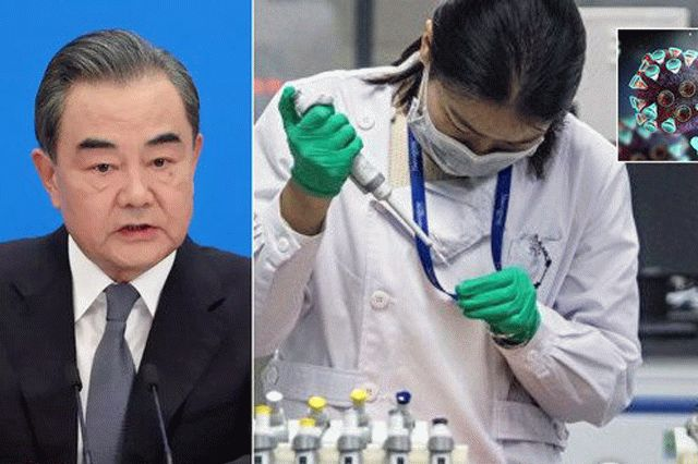 Китай ответил на обвинение в «утечке» коронавируса из лаборатории
