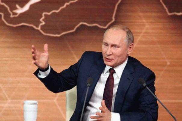 Путина высмеяли за очередное имперское заявление
