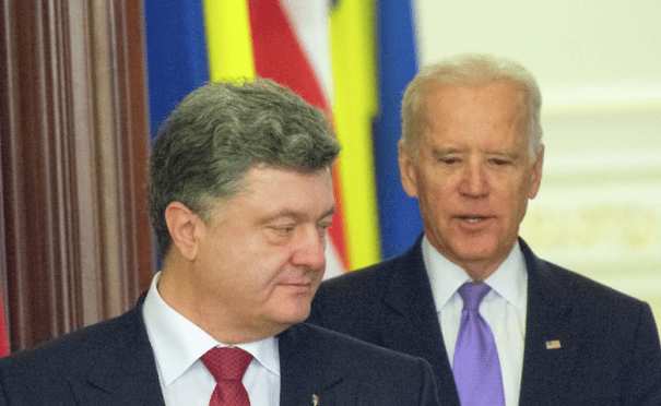 ГБР завело дело по прослушке Порошенко и Байдена