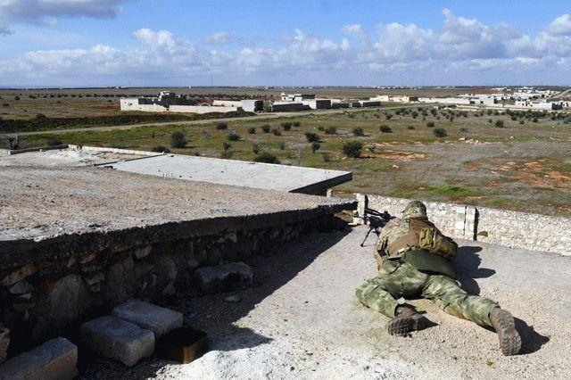В Ливии боевиков ЧВК Вагнера выбили из ракетной базы