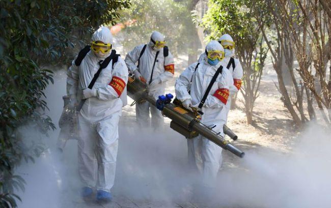 В Китае ввели новый карантин из-за коронавируса