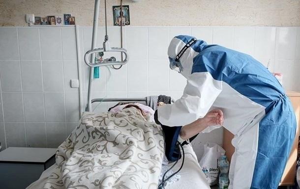 В Украине новый скачок заболеваемости коронавирусом