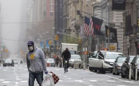 В США прогнозируют резкий рост смертности от коронавируса