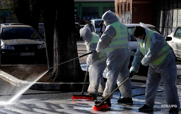 Италия опустилась на третье место в мире по смертности от коронавируса