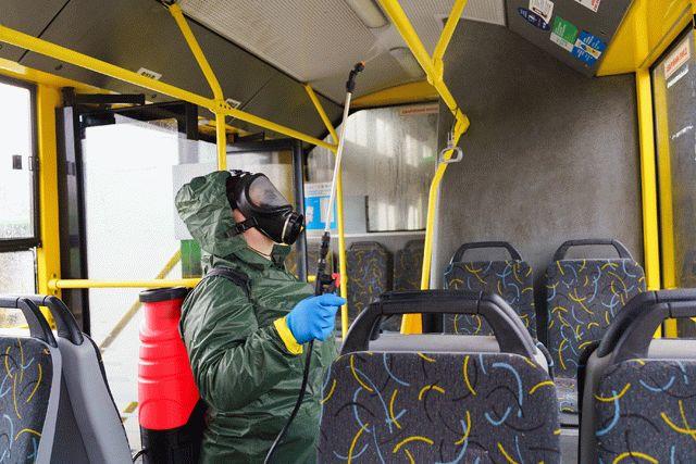 Криклий анонсировал изменения в работе общественного транспорта после 22 мая
