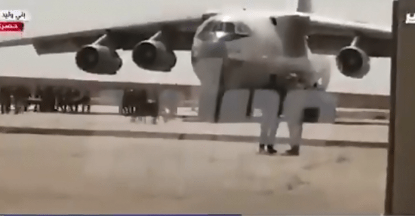 Россия эвакуирует из Ливии трупы боевиков ЧВК Вагнера: видео