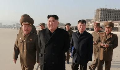 В КНДР заявили, что Ким Чен Ын посетил открытие завода