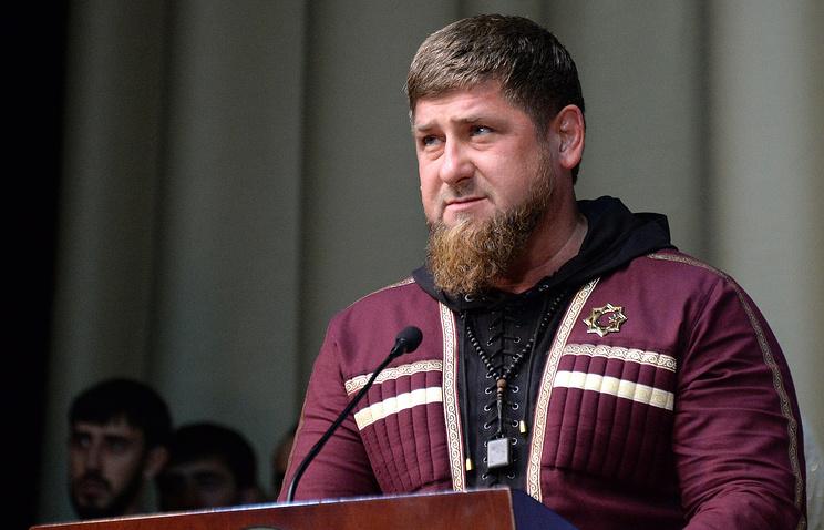 Страницу лидера Чечни Кадырова в Instagram удалили из-за санкций