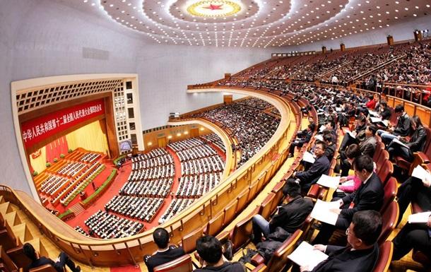 Парламент Китая одобрил подготовку закона о «захвате» Гонконга