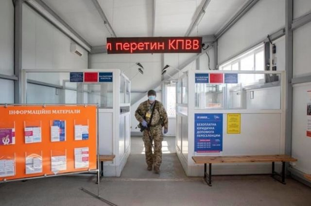 Названа причина продления запрета на работу КПВВ на Донбассе