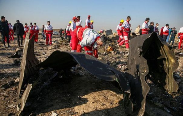 Иран назвал виновного в пуске ракеты по самолету МАУ