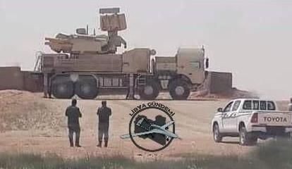 Россия понесла потери в Ливии