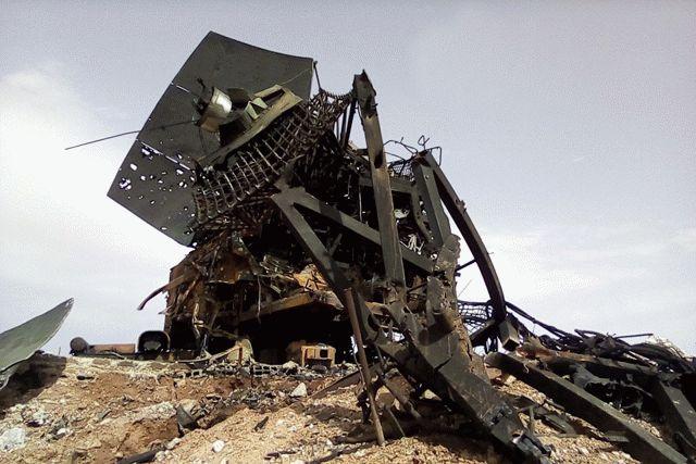 Турки уничтожили в Ливии российский «Панцирь»