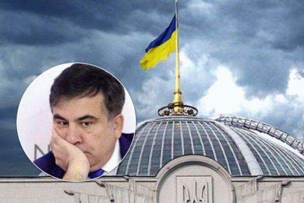 Зеленский определил Саакашвили в Нацсовет по реформам
