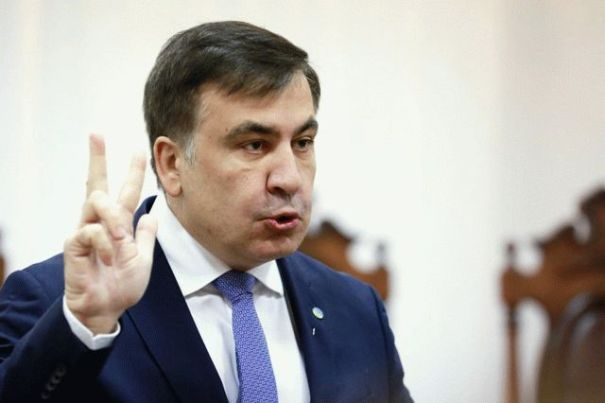 Саакашвили предложил Зеленскому кандидатуру на пост главы Гостаможни