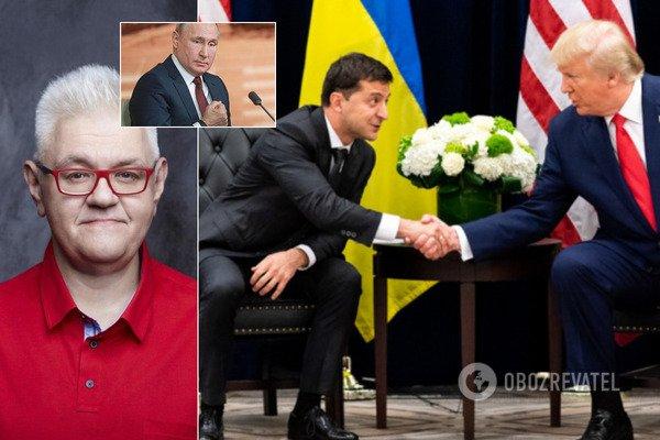 Сивохо назвал трех человек, от которых зависит мир на Донбассе