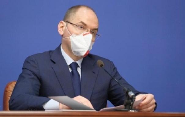 Украина вышла на 32 место в мире по количеству больных коронавирусом